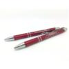 penna personalizzabile in metallo incisione laser 360°