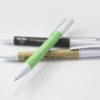 Penna eco green in cartone e plastica riciclati