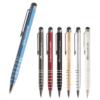 PP-GLXD- penna STYLUS alluminio con touch incisione laser