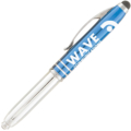 PP-LWF Penna Led & Touch blu ocenao